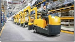automated forklift